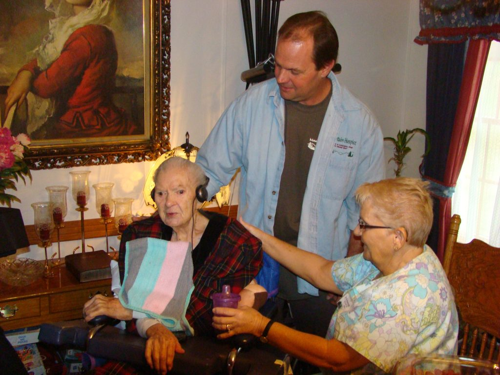 Mountain Hospice provides complete hospice services for you or your loved one in West Virginia.