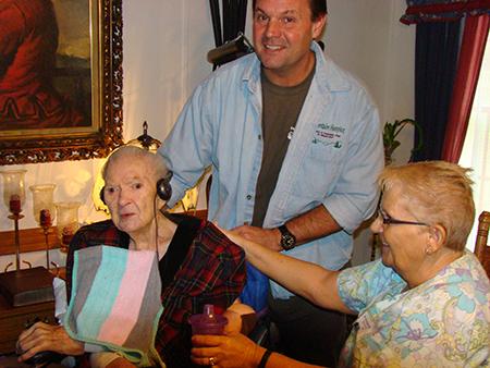 Life Legacy Program at Mountain Hospice