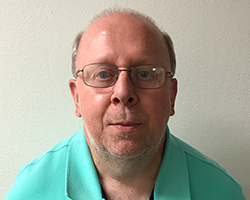 John Elza, Grant & Endowment Coordinator